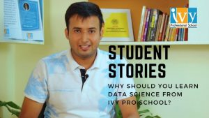 Data Science Success Story of Vishal Tiwari