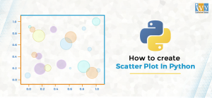 How to create a scatter plot in python cover image