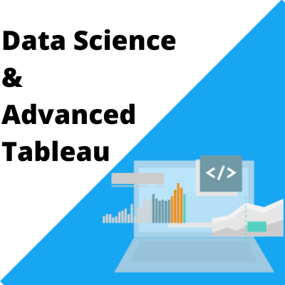Data science and Advanced Tableau Certification Course