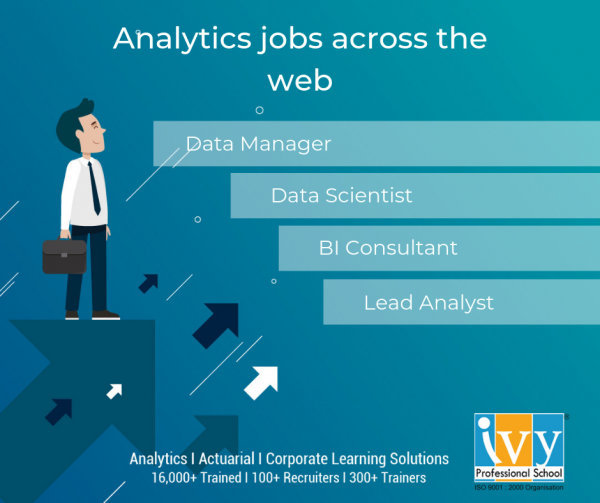 Analytics jobs across the web