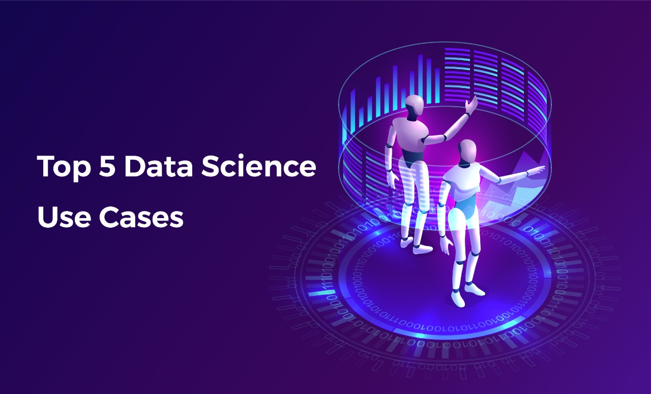 Top 5 data science use cases - Ivy Pro School
