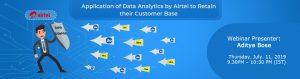 Application of Data Analytics