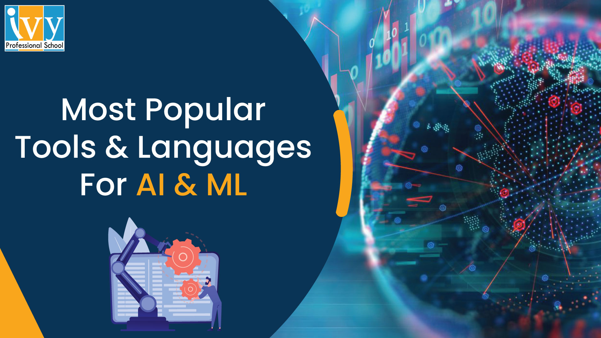 Most Popular tools for AI and ML