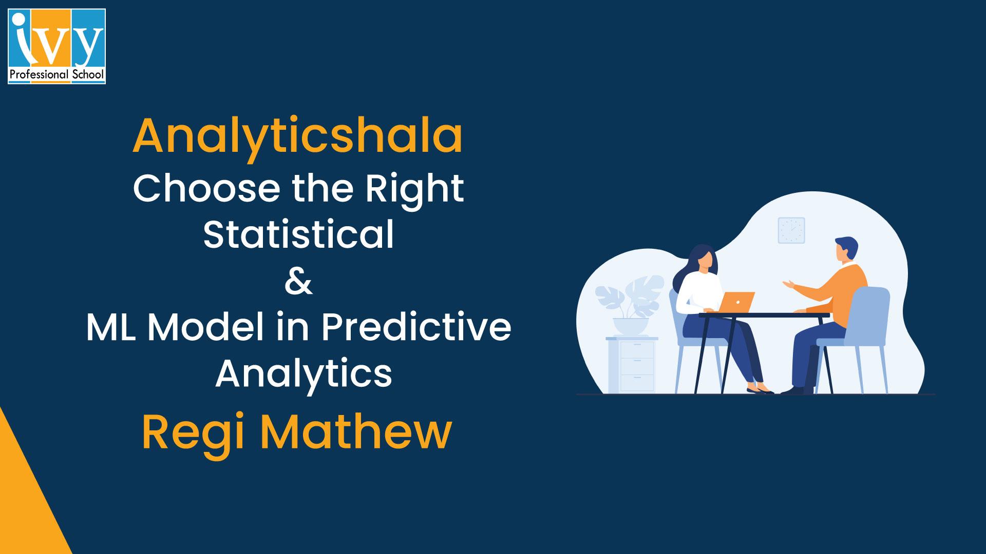 Analyticshala-Statistical-model - Ivy Pro School