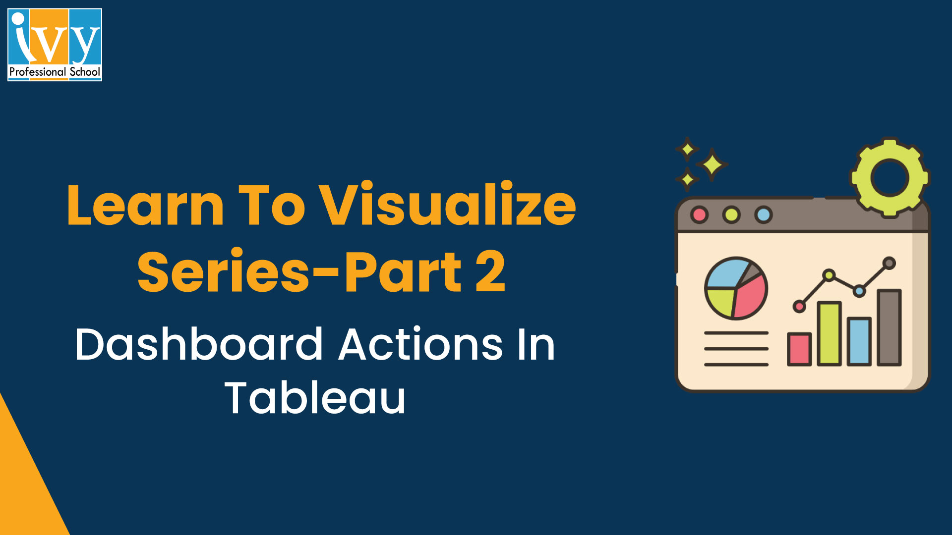 Dashboard Actions in Tableau